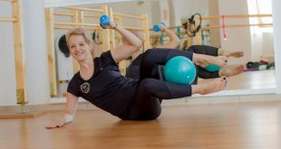 Barre Fitball