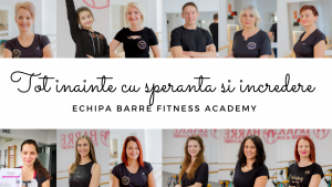 Barre Fitness Academy Online